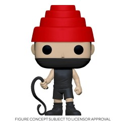 Devo POP! Rocks Vinyl Figurine Whip It w/Whip 9 cm