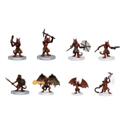 D&D Icons of the Realms : miniatures Kobold Warband