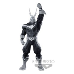My Hero Academia statuette Colosseum Modeling Academy Super Master Stars Piece All Might The Tones