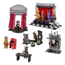 Five Nights at Freddy´s jeu de construction Large Deluxe Concert Stage
