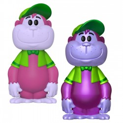 Hanna Barbera Vinyl SODA figurine Grape Ape 11 cm