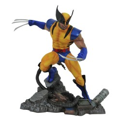 Marvel Comic Gallery Vs. statuette Wolverine 25 cm