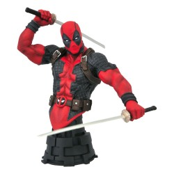 Marvel Comics buste Deadpool 15 cm