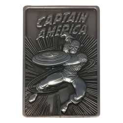 Marvel Lingot Captain America Limited Edition
