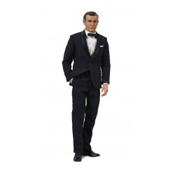 James Bond 007 contre Dr No figurine Collector Figure Series 1/6 James Bond Limited Edtion 30 cm