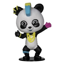 Just Dance Ubisoft Heroes Collection figurine Chibi Panda 10 cm