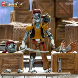 Thundercats Wave 3 figurine Ultimates Captain Cracker the Robotic Pirate Scoundrel 18 cm