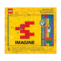 LEGO set de papeterie Imagine