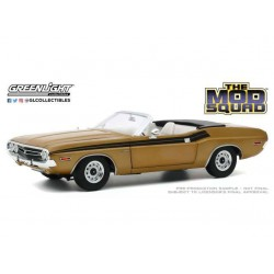 The Mod Squad 1971 Dodge Challenger 340 Convertible 1/18 métal