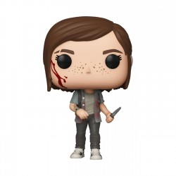 The Last of Us POP! Games Vinyl Figurine Ellie 9 cm