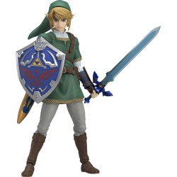 The Legend of Zelda Twilight Princess figurine Figma Link 14 cm