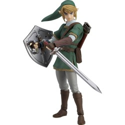The Legend of Zelda Twilight Princess figurine Figma Link Twilight Princess DX Ver. 14 cm