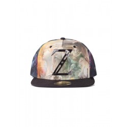 Legend of Zelda casquette Snapback Mystical
