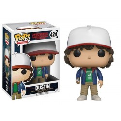 Stranger Things POP! TV Vinyl Figurine Dustin 9 cm