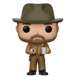 Stranger Things POP! TV Vinyl Figurine Hopper 9 cm