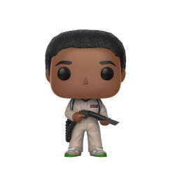 Stranger Things POP! TV Vinyl Figurine Lucas Ghostbuster 9 cm