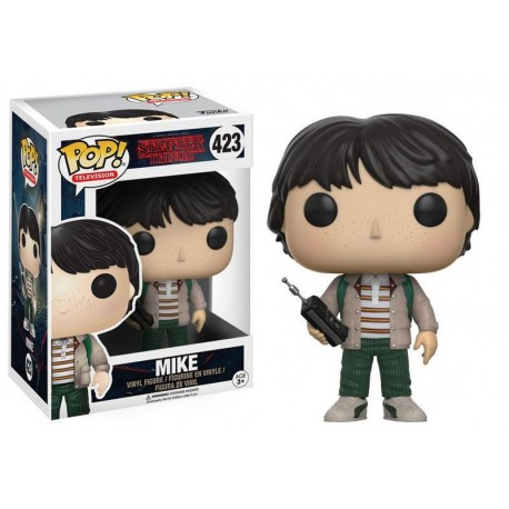 Stranger Things POP! TV Vinyl Figurine Mike 9 cm