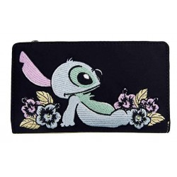 Disney by Loungefly Porte-monnaie Lilo & Stitch Flowers