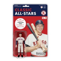 MLB Classic figurine ReAction Carlton Fisk (Boston Red Sox) 10 cm