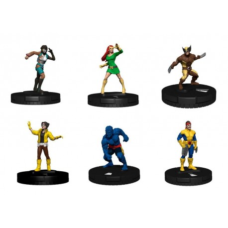 Marvel HeroClix : X-Men House of X Fast Forces