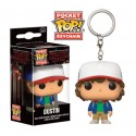 Stranger Things porte-clés Pocket POP! Vinyl Dustin 4 cm