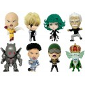 One Punch Man pack 8 figurines 16d Collectible Figure Collection Vol. 2 6 cm