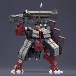 Frame Arms figurine Plastic Model Kit 1/100 Type 48 Model 2 Kagutsuchi Otsu Fencer RE2 18 cm