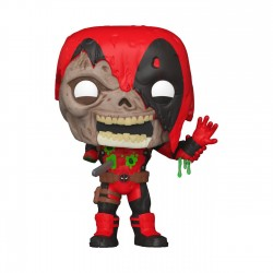 Marvel Figurine POP! Vinyl Zombie Deadpool 9 cm