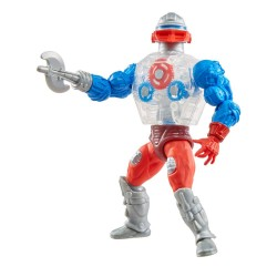 Masters of the Universe Origins 2021 figurine Roboto 14 cm
