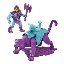 Masters of the Universe jeu de construction Mega Construx Probuilders Skeletor & Panthor