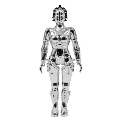 Metropolis figurine ReAction Maria (Vac Metal Silver) 10 cm