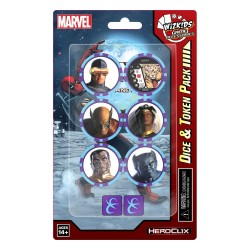 Marvel HeroClix : X-Men Rise and Fall Dice and Token Pack