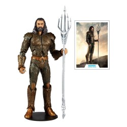 DC Justice League Movie figurine Aquaman 18 cm
