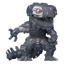 Godzilla Vs Kong Figurine POP! Movies Vinyl Mechagodzilla (Metallic) 9 cm