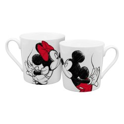 Disney mug Mickey Kiss Sketch