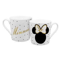 Disney mug Minnie Glitter