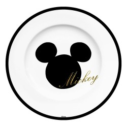 Disney plaque Mickey Glitter