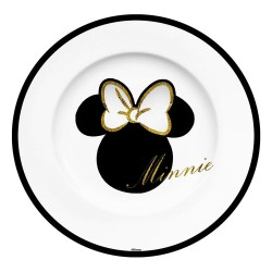 Disney plaque Minnie Glitter