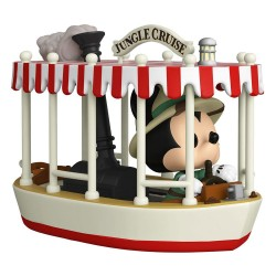 Jungle Cruise POP! Rides Vinyl figurine Skipper Mickey w/Boat 15 cm