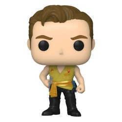 Star Trek: The Original Series POP! TV Vinyl Figurine Kirk (Mirror Mirror Outfit) 9 cm