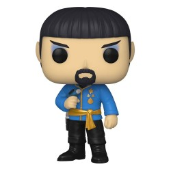 Star Trek: The Original Series POP! TV Vinyl Figurine Spock (Mirror Mirror Outfit) 9 cm