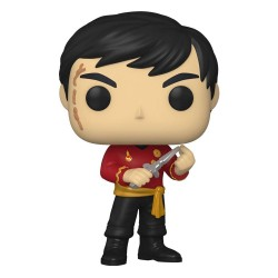 Star Trek: The Original Series POP! TV Vinyl Figurine Sulu (Mirror Mirror Outfit) 9 cm