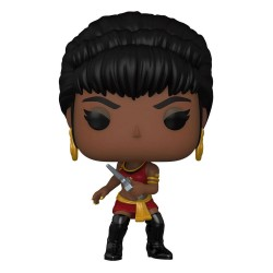 Star Trek: The Original Series POP! TV Vinyl Figurine Uhura (Mirror Mirror Outfit) 9 cm