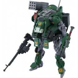 OBSOLETE figurine Plastic Model Kit Moderoid 1/35 RSC Armored Trooper EXOFRAM 9 cm