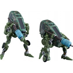 OBSOLETE figurine Plastic Model Kit Moderoid 1/35 Improvised Armed EXOFRAME 9 cm