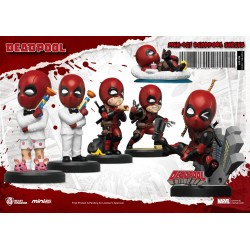 Marvel assotiment figurines Mini Egg Attack 8 cm Deadpool (6)