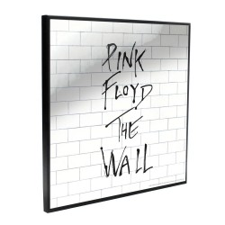 Pink Floyd décoration murale Crystal Clear Picture The Wall 32 x 32 cm