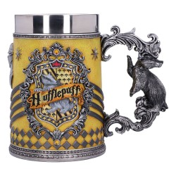 Harry Potter chope Hufflepuff