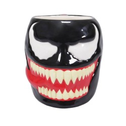 Marvel mug Shaped Venom