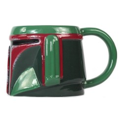 Star Wars mug Shaped Boba Fett